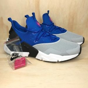NEW Nike Huarache Air Drift Royal Blue